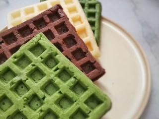 华夫饼(家庭版),脱膜