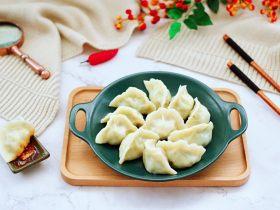 黄瓜青口肉鸡蛋饺子