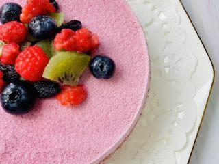 紫薯红枣糕🍰,成品图