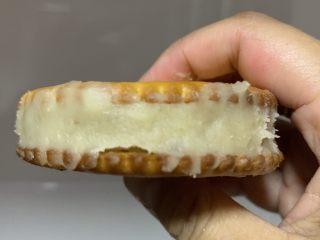 板栗饼,整整形