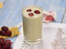 减肥饮料 | 牛油果蔓越莓果昔