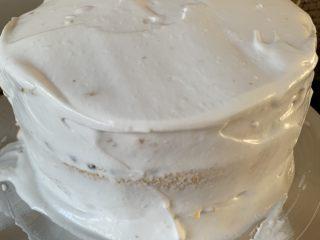 妈妈的生日蛋糕,不用抹的太均匀