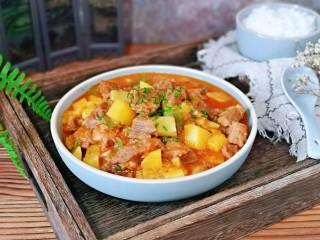 冬日暖心菜 罗宋浓汤