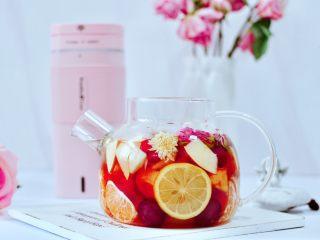 水果花茶,再来一张诱惑你。