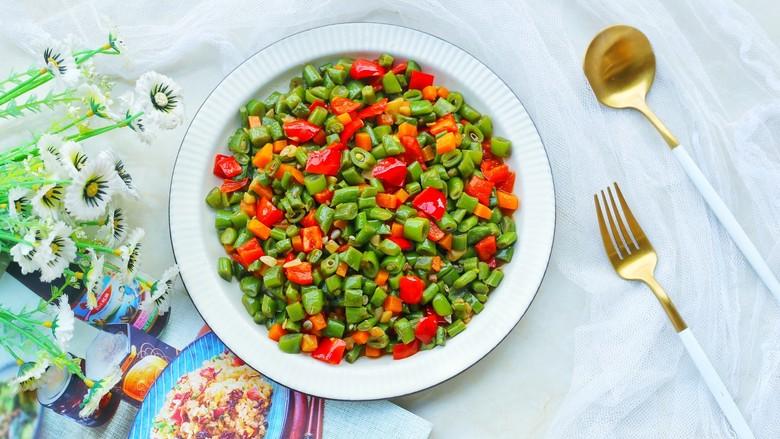 简单好吃的炒四季豆