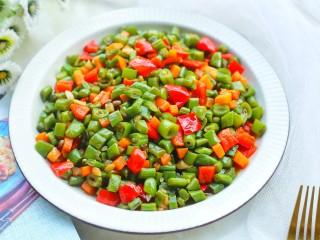 简单好吃的炒四季豆,超下饭。