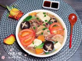 海鲜豆腐煲