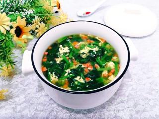 芙蓉鮮蔬湯