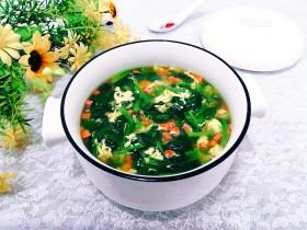 芙蓉鲜蔬汤