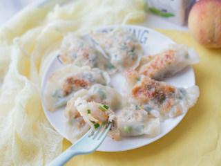 12个月以上辅食香煎三鲜饺子