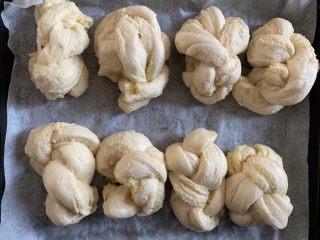 史上最耗时的椰蓉小包,二次发酵