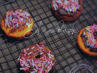 博文的甜甜圈,凉凉