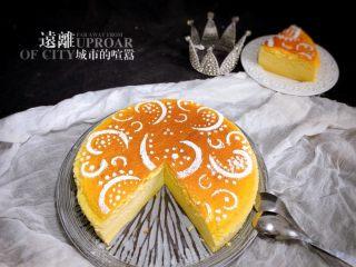 日式轻乳酪蛋糕,分享
