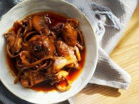 茶树菇炖鸡,我们想要的味道!