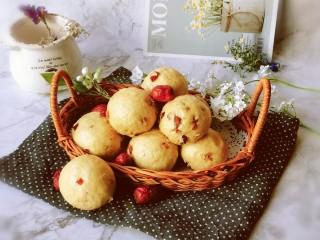 红枣红糖馒头,成品香甜绵软  早餐食用