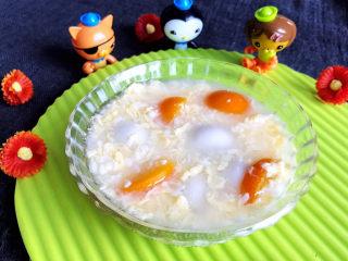 雞蛋醪糟湯,雞蛋醪糟湯出鍋了~