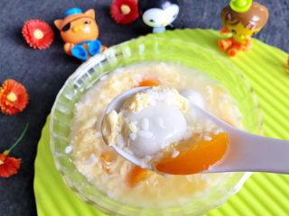 鸡蛋醪糟汤,来个特写看看,非常诱人啊~