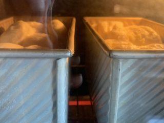 椰蓉吐司🍞🍞,预热烤箱
