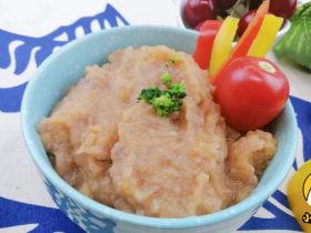 番茄土豆牛肉泥