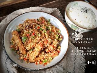 避风塘茄子,在家也能做出粤菜馆的港味菜。