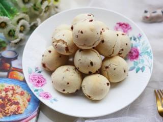 吃一次就爱上的蔓越莓恐龙蛋,无敌好吃。