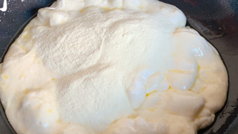 网红奥利奥雪花酥,再加入45g奶粉