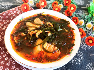 韓國海帶湯