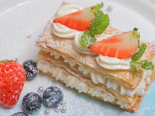 真是低估了手抓饼!随随便便就能做成法式甜品?