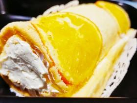 香橙蛋糕卷