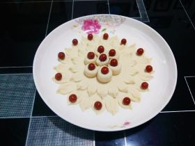 冬至美食+小酸枣花馍