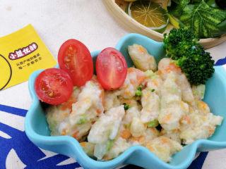 10个月宝贝生鲜鲜虾土豆条,富含虾青素!美味易消化【小鹿优鲜】