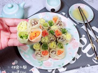 冬至美食 喜庆四喜蒸饺,好看又好吃!