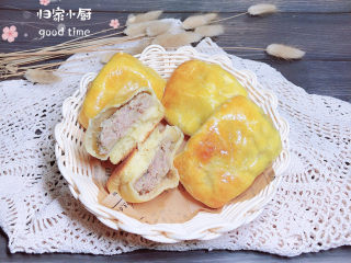 冬至美食 新疆烤包子,再开一张成品图。
