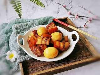 冬至美食 红烧肉卤蛋