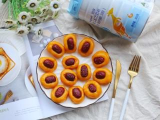 冬至美食 南瓜红枣糕,喜欢的一定要试试。