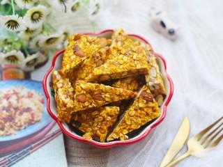 冬至美食 南瓜燕麦块