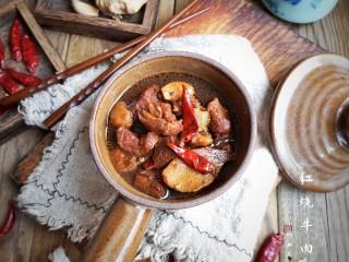 冬至美食 家常红烧牛肉