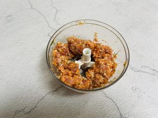 冬至美食+胡萝卜肉末蒸蛋,一分钟就可以搞定,你看是不是很方便啊