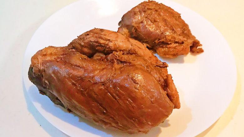 五香酱牛肉,五香酱牛肉出锅了