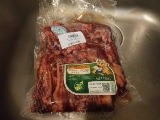 五香酱牛肉,北京麦克龙的牛肉非常好,一直都吃这种牛肉。