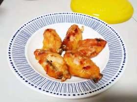 砂锅版烤鸡翅