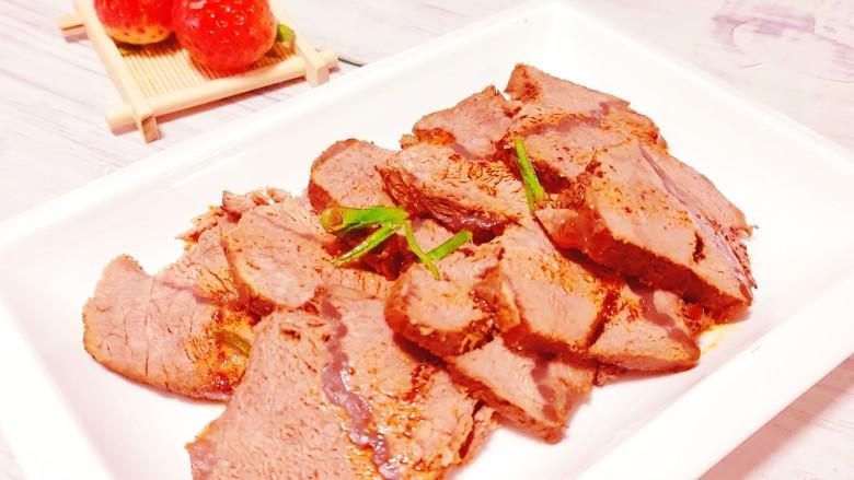五香酱牛肉,五香酱牛肉就做好了