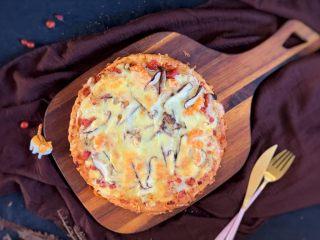 披萨🍕,出炉