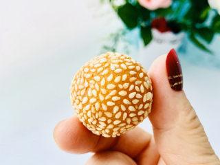南瓜芝麻球