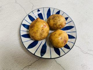 红烧土豆鸡块,土豆🥔