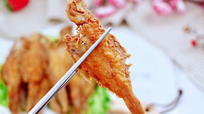 香辣孜然片口鱼,好吃到停不下来,老公最爱的下酒菜,每次一盘不够他吃的。