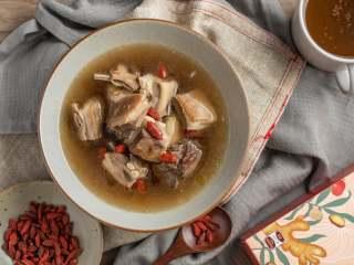 香暖姜枣羊排汤