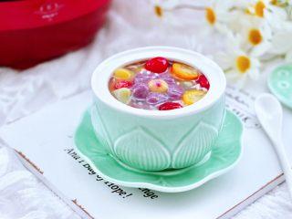 金桔圆子酒酿羹,酸酸甜甜好滋味,喝一碗暖心暖胃又舒服。