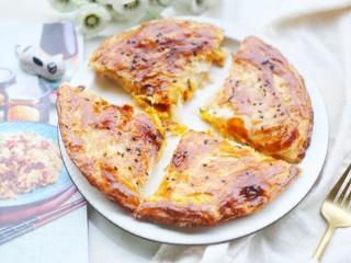 酥到掉渣的爆浆奶香芝士红薯饼,喜欢的一定要试试。