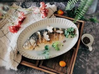 香菇鲫鱼汤